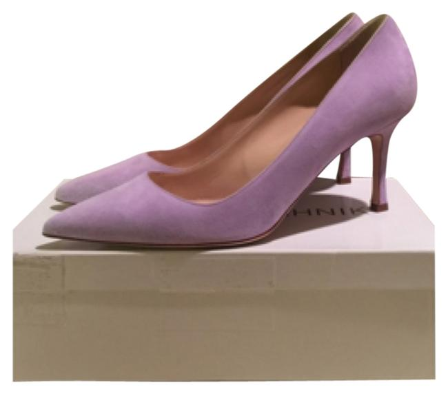 Item - Lavender Purple Bb Pumps Size US 9 Regular (M, B)