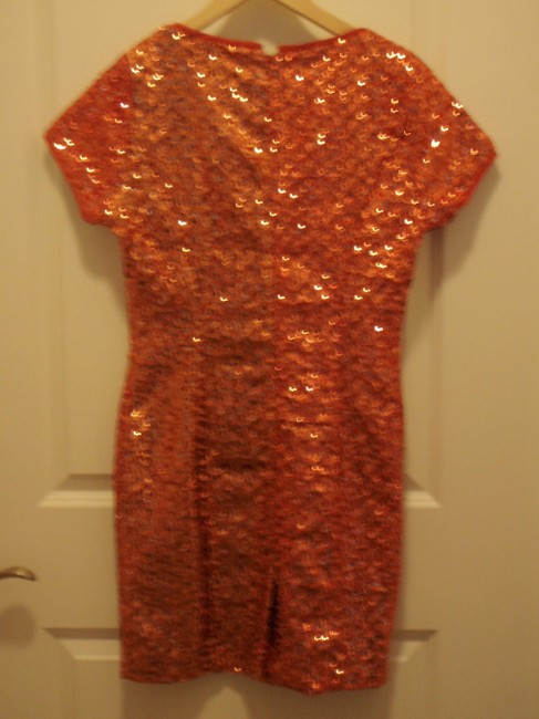 C. Luce Sequi Sequin Dress