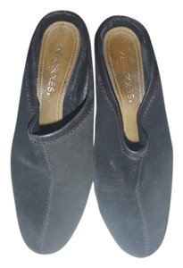 Aerosoles Wedges Size 8 Sandal black Mules