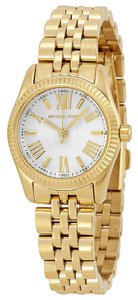 Michael Kors Gold tone Ladies Stainless Steel Designer Watch