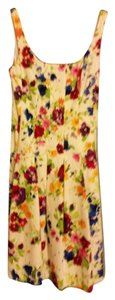 Mulit-Color/White Maxi Dress by American Living