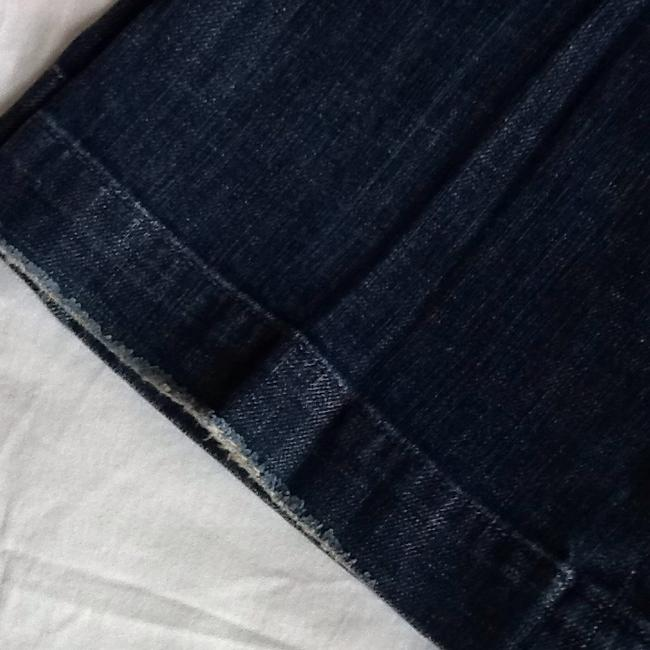 Citizens of Humanity Trouser/Wide Leg Jeans-Medium Wash Image 4