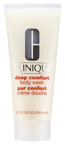 Clinique Deep comfort body wash 6.7 oz Clinique