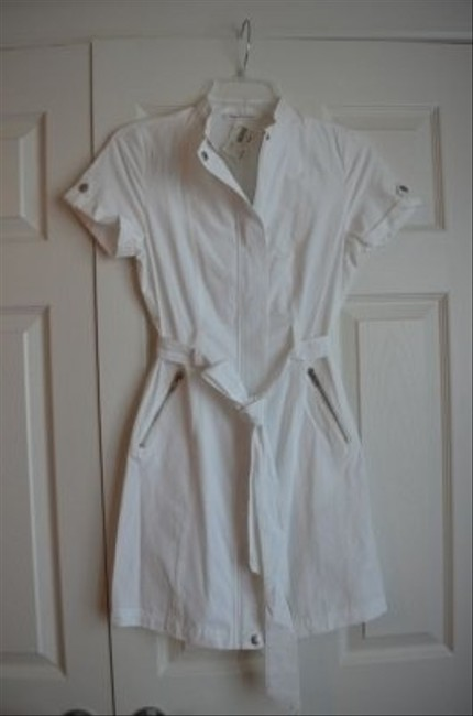 Roberto Klein short dress white on Tradesy