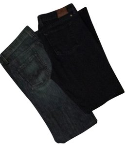 7 For All Mankind Relaxed Fit Jeans-Dark Rinse