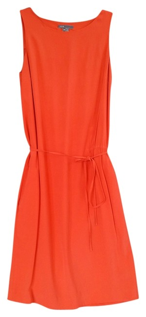 Preload https://item3.tradesy.com/images/vince-silk-above-knee-night-out-dress-size-2-xs-1086597-0-0.jpg?width=400&height=650