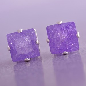 Bogo Free Purple Ice Earrings Free Shipping