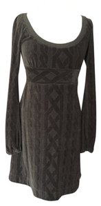 Juicy Couture short dress Brown Velvet on Tradesy