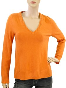 Tory Burch Cashmere V-neck Sweater