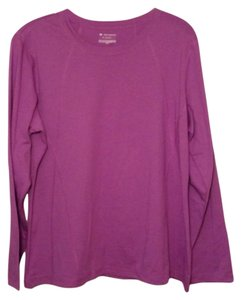 Tek Gear Tek Gear Lilac Long Sleeve Activewear