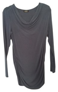 A Pea In The Pod Drape neck dressy tee