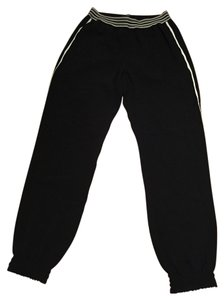 Ralph Lauren Skinny Pants Black & White