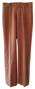 Etcetera Patterned Wool Work Pants