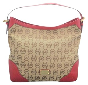 Michael Kors New M Kors Kors Kors Monogram Shoulder Bag