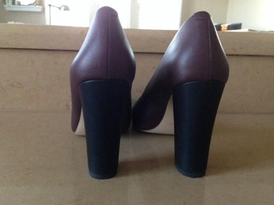 J.Crew Burgundy Pumps