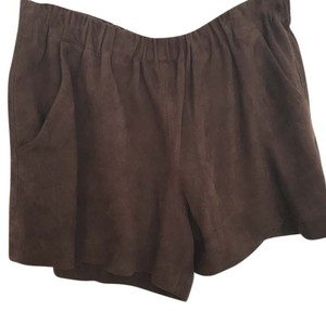 Broadway & Broome Dress Shorts Brown