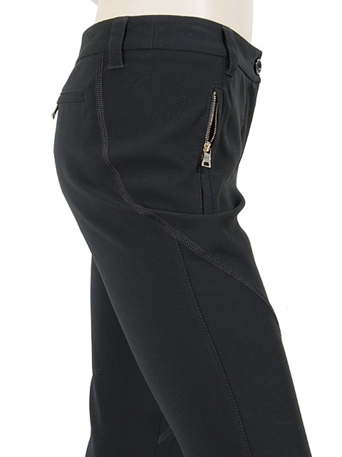 Moschino Skinny Pants Black