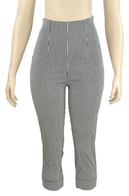 Preload https://item1.tradesy.com/images/moschino-black-white-gray-cheap-and-chic-and-checked-capricropped-pants-size-8-m-29-30-1087190-0-0.jpg?width=400&height=650