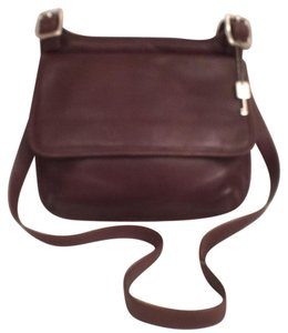 Fossil Leather Saddlebag New/nwt Messenger Cross Body Bag