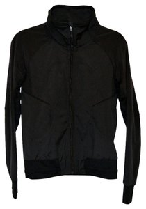 Lululemon Lululemon black running jacket CA: 35801 RN: 106259
