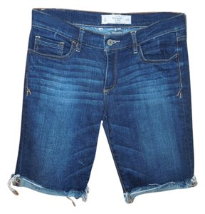 Abercrombie & Fitch Size 6 Cut Off Shorts denim
