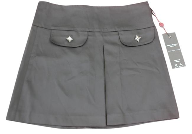 Preload https://item5.tradesy.com/images/black-with-silver-hardware-new-tags-miniskirt-size-6-s-28-1087394-0-0.jpg?width=400&height=650