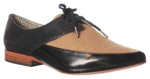 Matt Bernson Black and Tan Flats