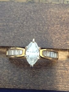 Engagement Ring - Appraised At $3000.00
