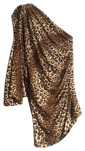 Tart Collections Top Leopard Print