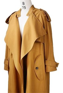 Anthropologie Anthropology Trench Trench Coat