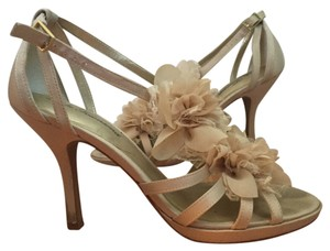Lulu Townsend Floral cream Formal