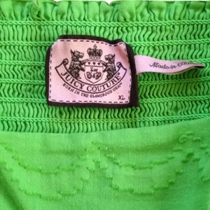 Juicy Couture short dress Lime Green on Tradesy
