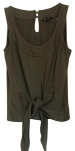 NIC+ZOE Great Style T Shirt Olive Green