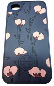 Tory Burch Poppies Silicone iPhone 4s Case