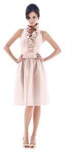 Alfred Sung Pearl Pink D468 Dress