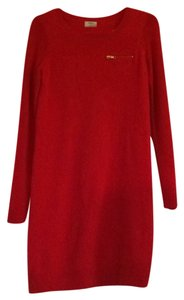 Madewell short dress Red on Tradesy