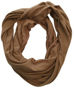 Collection Eighteen Brown Infinity Scarf