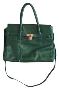 Zenith Satchel in Green