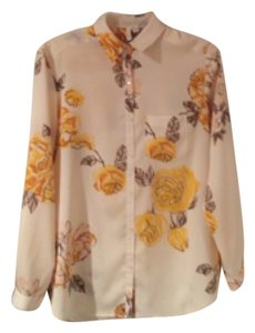 Frenchi Top Cream and print