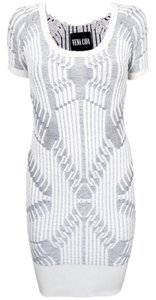 Vena Cava short dress White on Tradesy