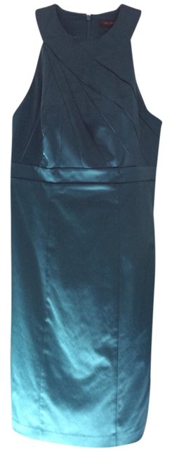 The Limited Cocktail Satin Finish Dress