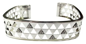 Diamond Bracelet in 18 Karat White Gold