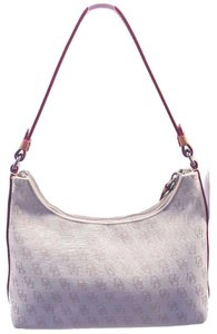 Dooney & Bourke Canvas Hobo Bag