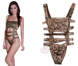Beach Bunny Promiscuous Caged Monokini