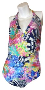 SHAN Abstract Swimsuit