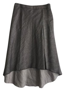 Sisley Skirt Grey