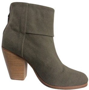 Rag & Bone Stonewall Green Boots
