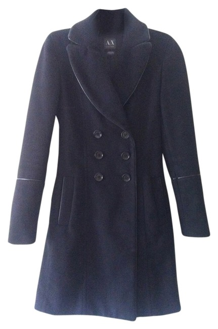 Preload https://item3.tradesy.com/images/ax-armani-exchange-trench-coat-size-2-xs-1088232-0-0.jpg?width=400&height=650