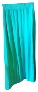 The Limited Maxi Skirt Teal