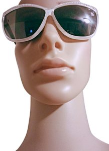 Mattel Inc. White Jeweled Sunglasses
